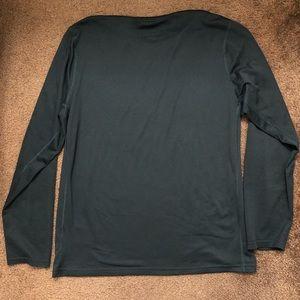 Nike Shirts - Nike Medium Black Dri-Fit Long Sleeve Top